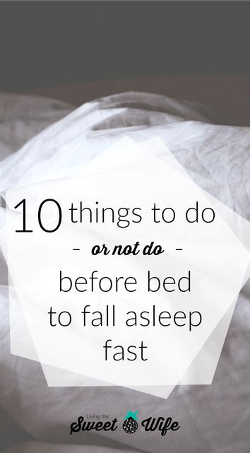 Below are some of my favorite tried and true tips for falling asleep faster at night and staying asleep peacefully through the night. Try them out and see if you don't have an easier time falling- and staying- asleep.