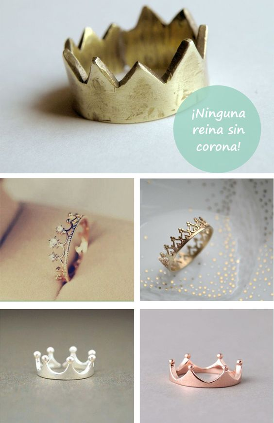 coronas anillo