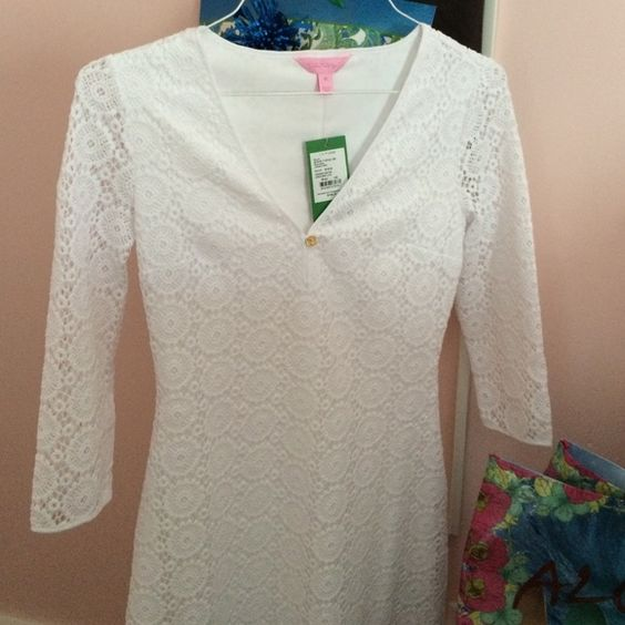 Lilly Pulitzer dress Brand new with tags Lilly Pulitzer Dresses Long Sleeve