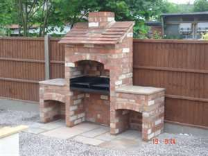 Image Search Results for brick built bbq