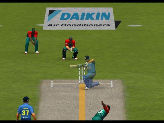 Asia Cup T20 2016 Video Game Images