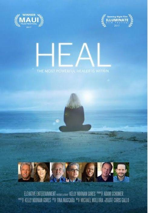 Heal O Poder Da Mente Documentario Netflix With Images