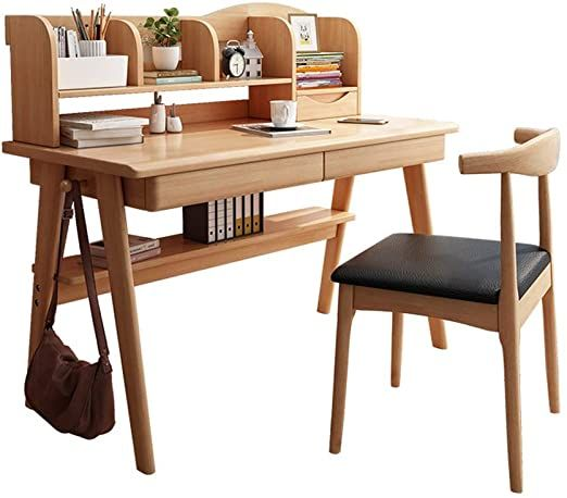 Zhouminli Kids Desk Amp Chair Sets Bedroom Student Desk Child S Study Table Great Gift For Girls And Boys Study Table And Chair Study Table Kids Study Table