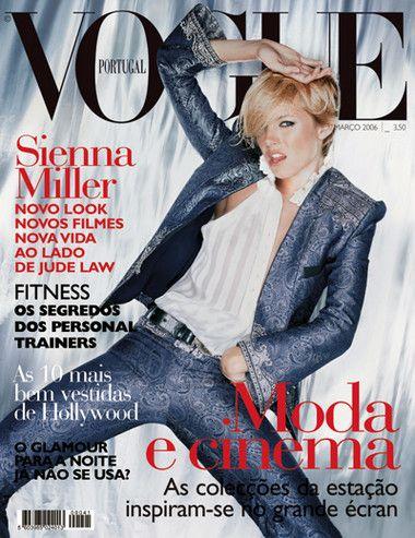 Vogue Portugal #41: Março de 2006