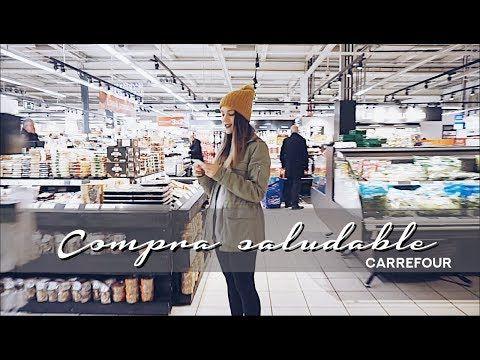 Compra Saludable En Carrefour Mi Compra Fitness Rocio Hache
