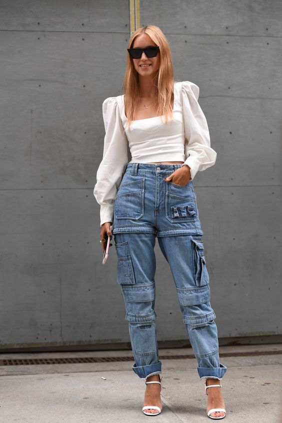 Cargo Pants Are Back In Style — This Is How To Wear Them The 2018 Way
