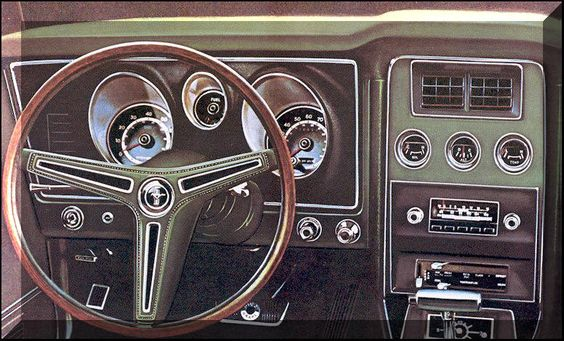 1971-73 Ford Mustang Market Profile