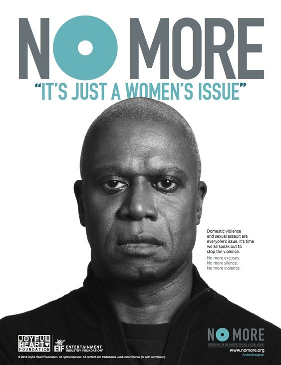 NO MORE is a new unifying symbol designed to galvanize greater awareness and action to end #domesticviolence and #sexualassault.  Supported by major organizations working to address these urgent issues, #NOMORE is gaining support with Americans nationwide, sparking new conversations about these problems and moving this cause higher on the public agenda.: