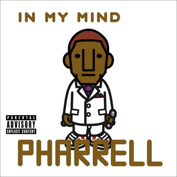 Pharrell Williams, Gwen Stefani – Can I Have It Like That (single cover art)