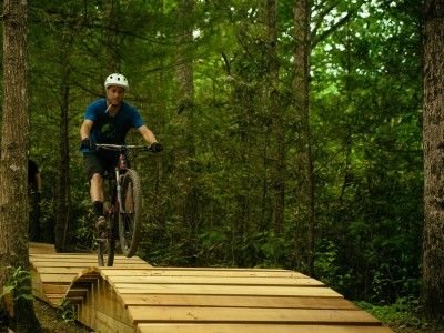 CLIMB Works - Take an exciting mountain bike ride!