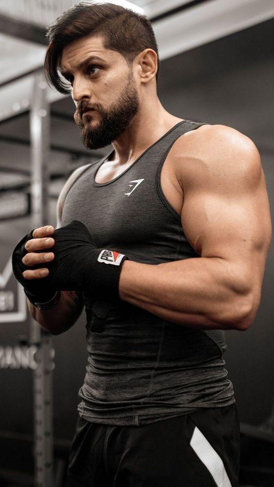 Aprenda A Ganhar De R 50 A R 400 Por Dia Pelo Celular Clique Aqui Fitness Inspiration Body Best Body Men Gym Men