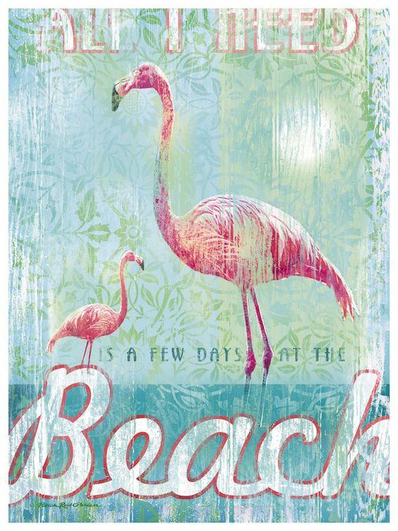 all i need w flamingos artwork beach house decor coastal living boutique beach house decor coastal