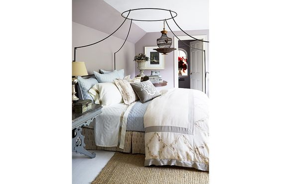 We re currently loving lavender rooms paint colors - Lavender and gray bedroom ...