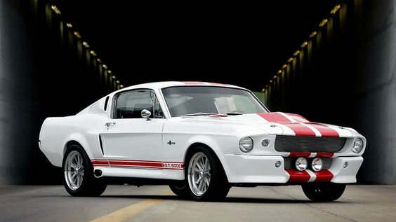 '65 Shelby Mustang GT 500E