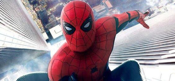 Homem-Aranha é visto em cima de prédio na nova imagem de 'Spider-Man: Homecoming'
