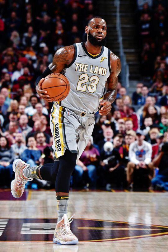 Nba Fanatic Basketball Lebron James Cleveland King Lebron James Lebron James