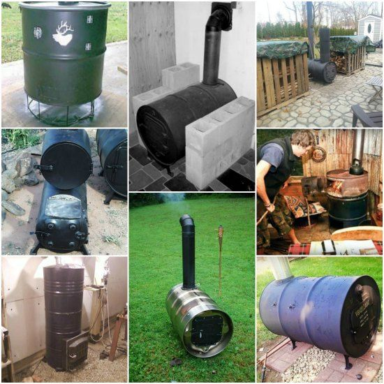 16 Ways To Build Your Own Barrel Heaters Barrel Heaters