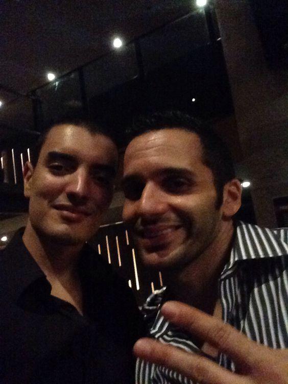 Mehdi & I