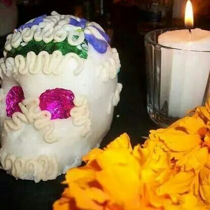 Celebration of Day of the Dead