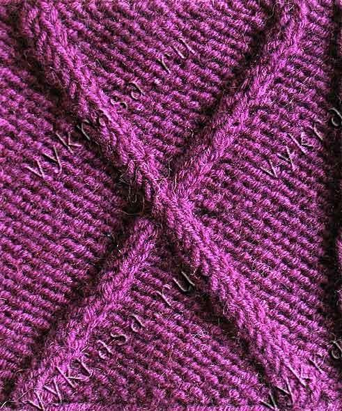 Виды вязанных свитеров
