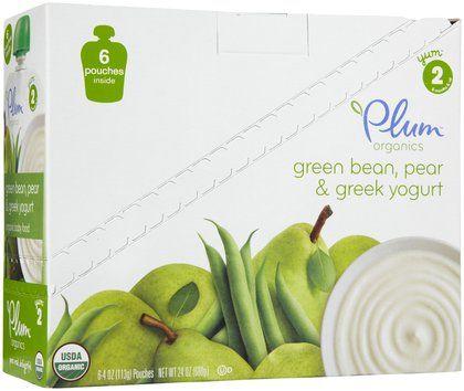 Plum Organics – Organic Baby Foods | Toddlers, Kids