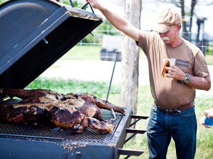 3rd of July Pig Roast