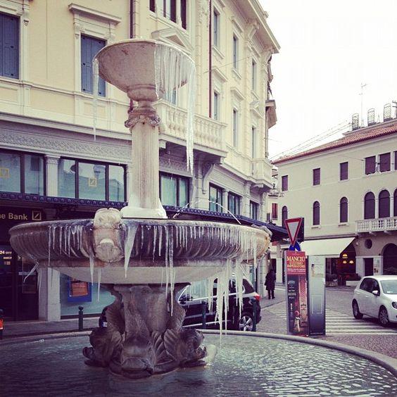 Gelo #Treviso