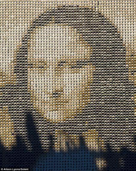 Convirtiendo los vasos de café en obras de arte (repinned by @ricardollera): Art, Mona Lisa De, Art Idea, Artsy Mona Lisa, Coffee Cups, Cup Mona, Artists Mona Lisa, 3604 Cups