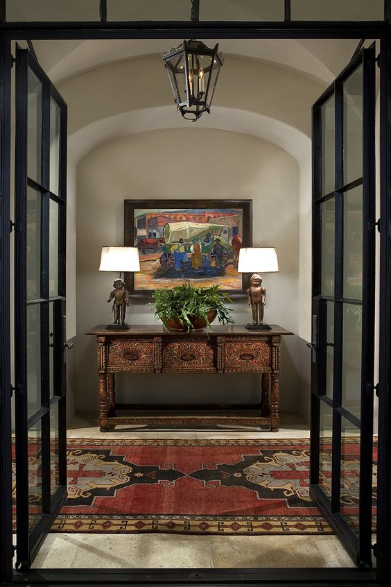Beautiful French Doors And Entryway On Pinterest