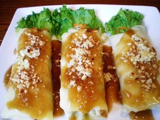 Lumpiang Ubod Fresh Spring Rolls Recipe Recipe Food Fresh Spring Rolls Recipes