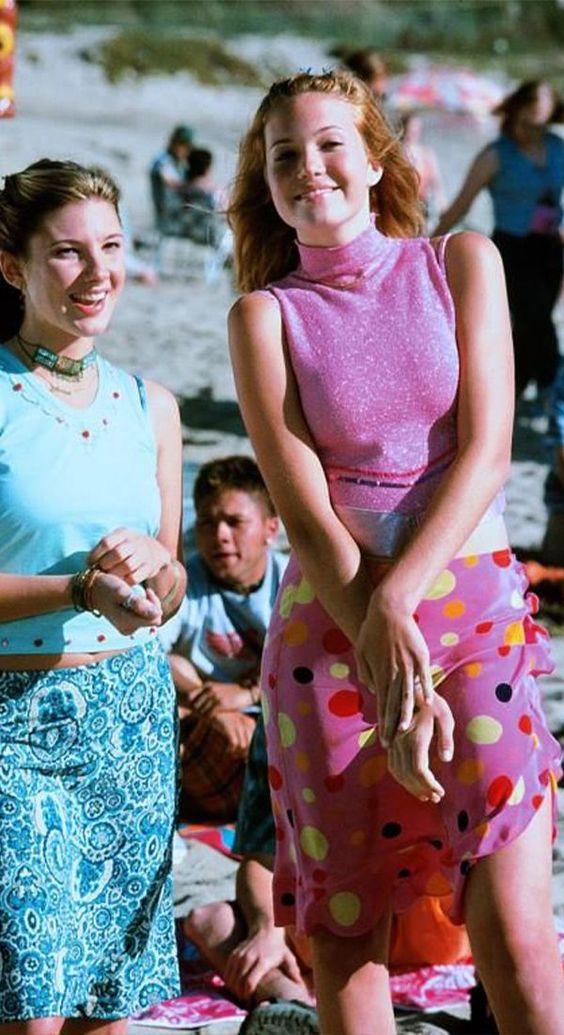 Outfit inspirado en el 2000