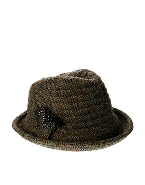 Harris Tweed Trilby..