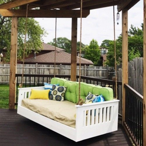 daybed swing bed swing