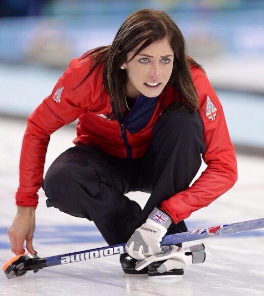 Britain's curling team