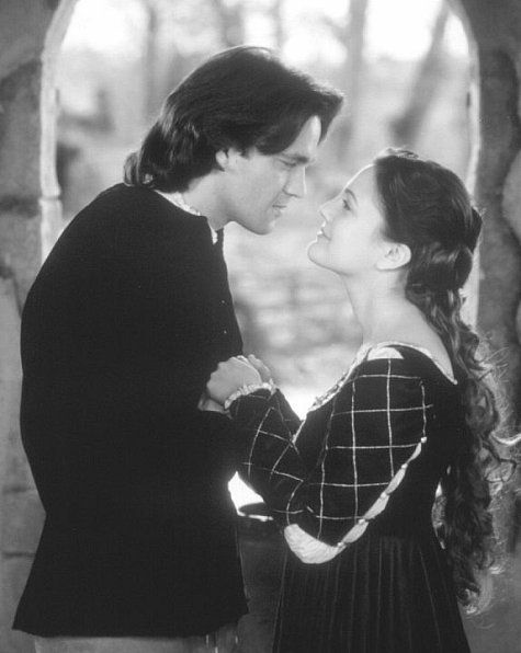 Drew Barrymore & Dougray Scott in Ever After