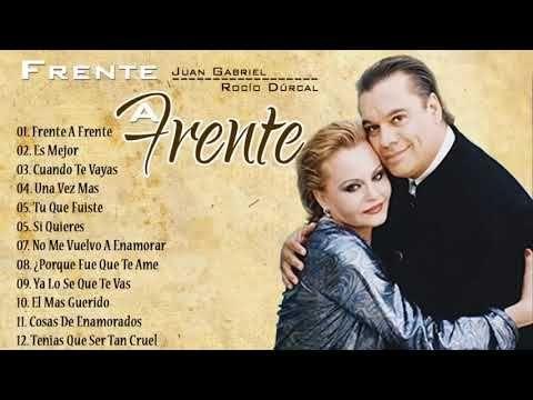 Juan Gabriel Y Rocio Durcal Frente A Frente Album Completo Youtube Youtube Jesus Adrian Romero Juan Gabriel