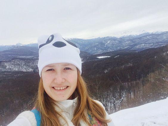 И вновь в горах) Плато Лаго-Наки! Активный отдых (иногда прям очень) И на снегоходах прокатитесь, и упряжку с лайками обуздаете)