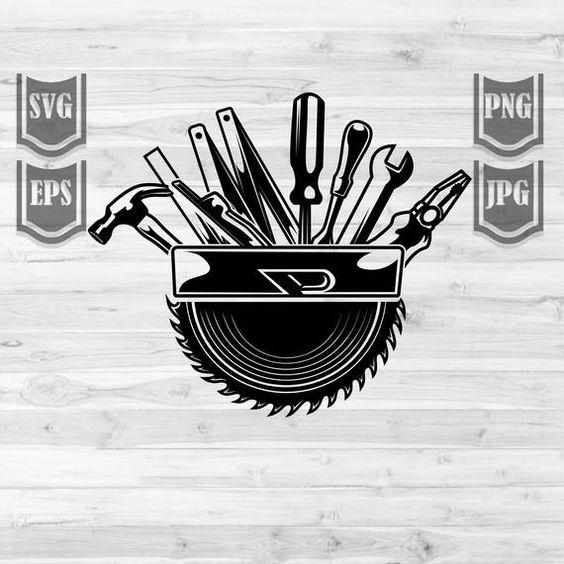 Repair Tools Svg File Tools Svg Tools Clipart Tool Etsy In 2021 Svg Clip Art Vector File