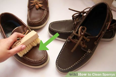 Image titled Clean Sperrys