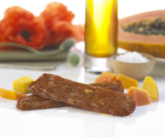 Simply Snackin's Dried Chicken Strip Takes Inspiration from Beef Jerky #chicken trendhunter.com
