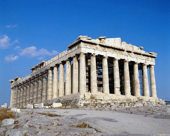 Grécia - Parthernon