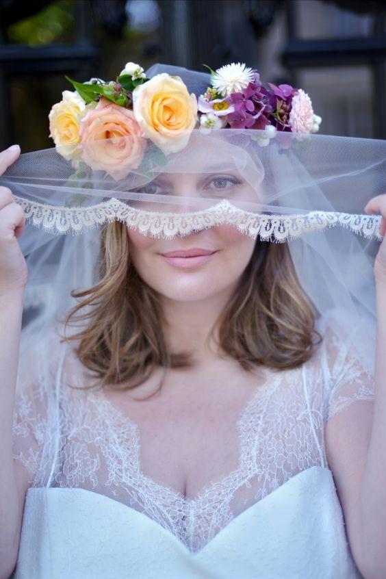 Robe de mariee grande taille Stephanie Wolff Paris l Photographe Julie Coustarot l DA et stylisme La Fiancee du Panda - blog mariage