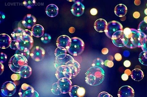Bubbles photography