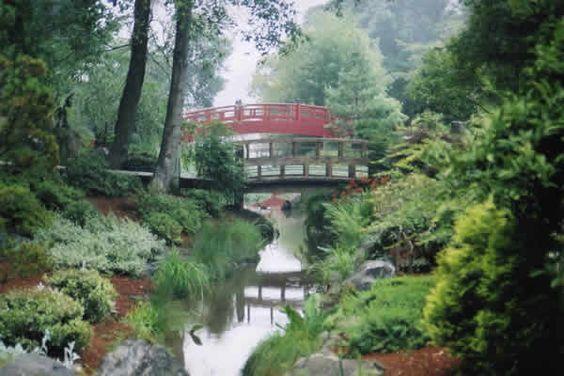 Mingus Park, Choshi Gardens   Coos Bay, Oregon