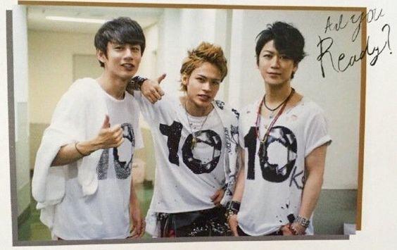 KAT-TUNの新曲・アルバム・動画など最新情報