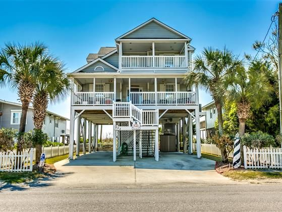 EXCELLENT OPPORTUNITY TO BUY AN 5 BEDROOM 3.5 BATH OCEANFRONT BEACH HOUSE  WITH STAINLESS STEEL APPLIANCES THREE STOP ELEVATOR PRIVATE WALKOVER TO  BEACH WITH ...