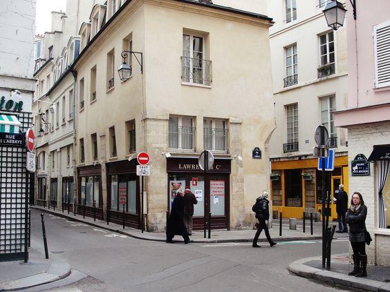 Saint Germain de Prés - Paris
