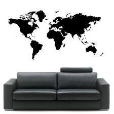 World Map Wall Stickers Vinyl Art Decals http://www.ebay.com/sch/i.html?_odkw=&_osacat=52348&_trksid=p2045573.m570.l1313.TR8.TRC0.A0.XWorld+wall+art&_nkw=World+wall+art&_sacat=52348&_from=R40
