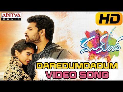 Daredumdadum Video Song Mukunda Video Songs Songs Movie Songs Best Songs