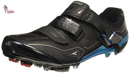 Shimano SH-AM5L - Chaussures VTT - Mixte Adulte - Noir - 47 EU tLrbPTD